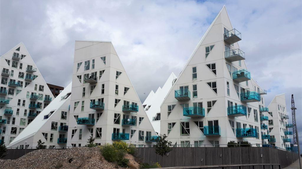 Isbjerget ijsberg Aarhus Ø